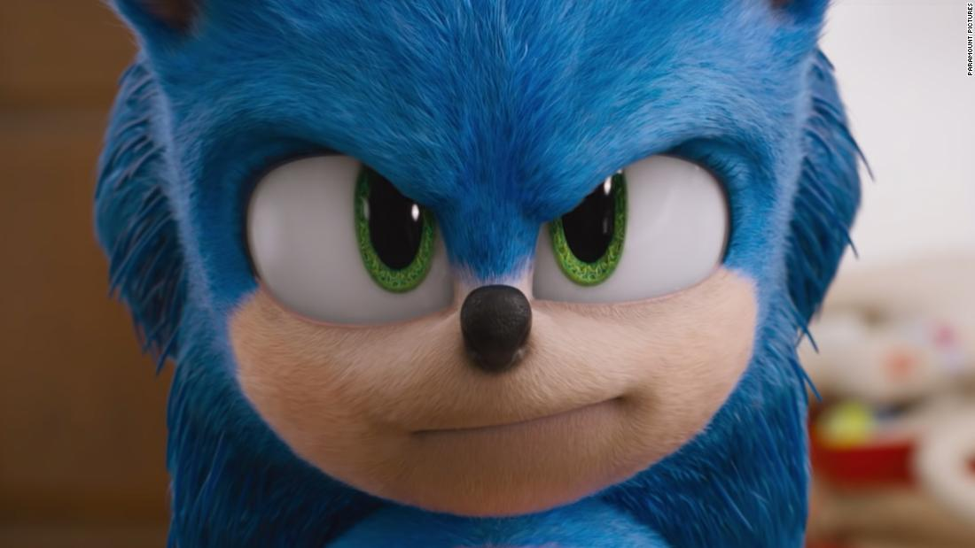 Can 'Sonic the Hedgehog' outrun the video game curse at the box office? - CNN