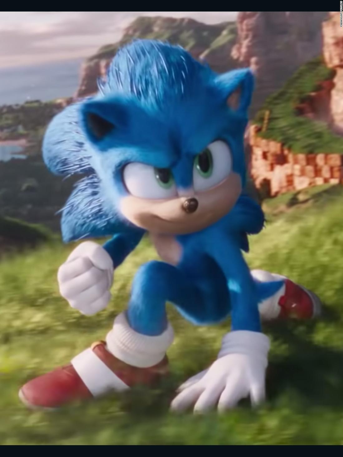 Sonic The Hedgehog Tuvo El Mejor Estreno De Una Pelicula De Videojuegos Se Estreno Sonic The Hedgehog La Pelicula De Paramount Pictures Sobre El Iconico Personaje De Videojuegos Despues De Que La Compania Recibiera Criticas Virales Por Redisenar