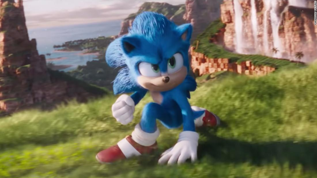 Sonic The Hedgehog Races To Best Opening Ever For A Video Game Film At The Box Office Cnn