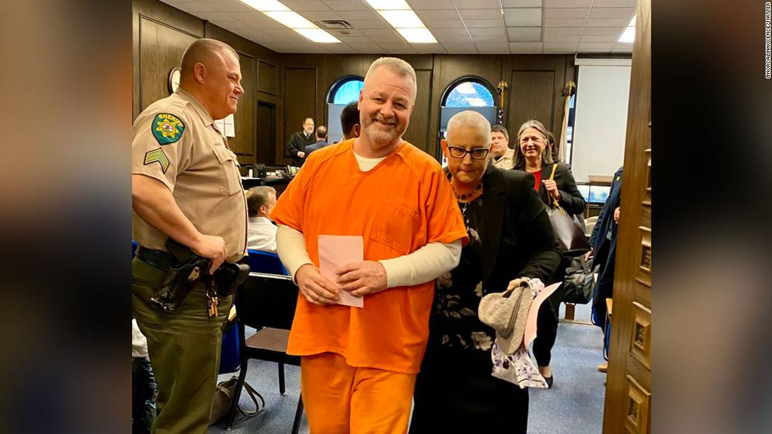 A man convicted of murder is the first person in California to be exonerated with the help of genetic genealogy thumbnail