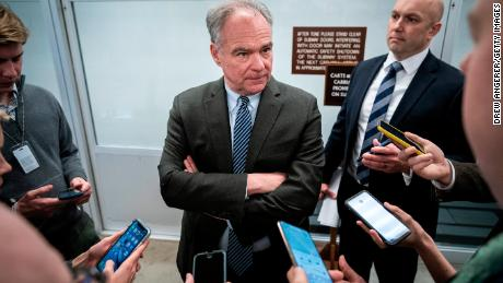 'His word is good': Inside one senator's push to restore the congressional role in going to war