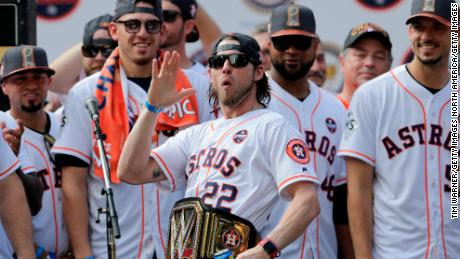 Opinion: Cheating makes the Astros, for better or worse, America's team