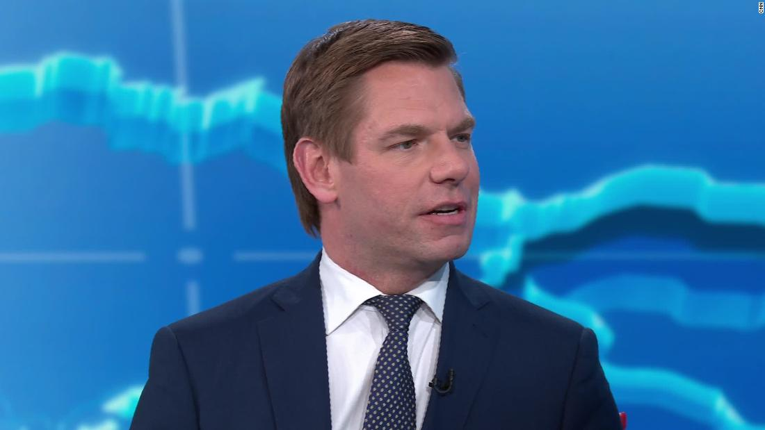 Swalwell: Trump could have pardoned Stone. This is intentional