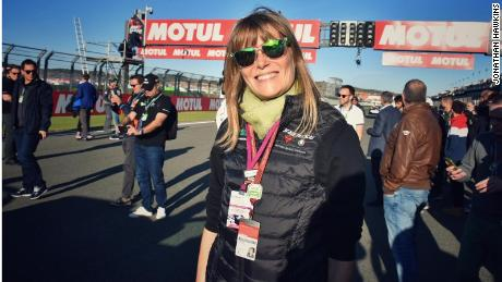 Livia Cevolini is pioneering electric motorcycling and women in motorsport.