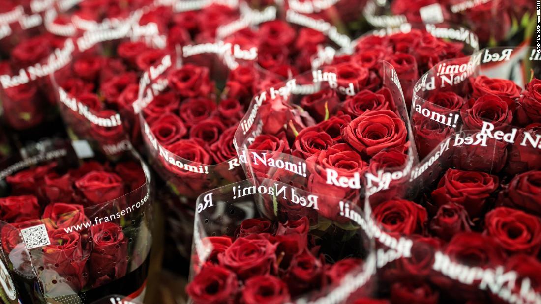 Τι θα συμβεί την Ημέρα του αγίου Βαλεντίνου λουλούδια που δεν πωλούνται;