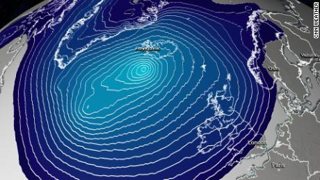 More intense windstorms and floods heading to UK and Europe this weekend