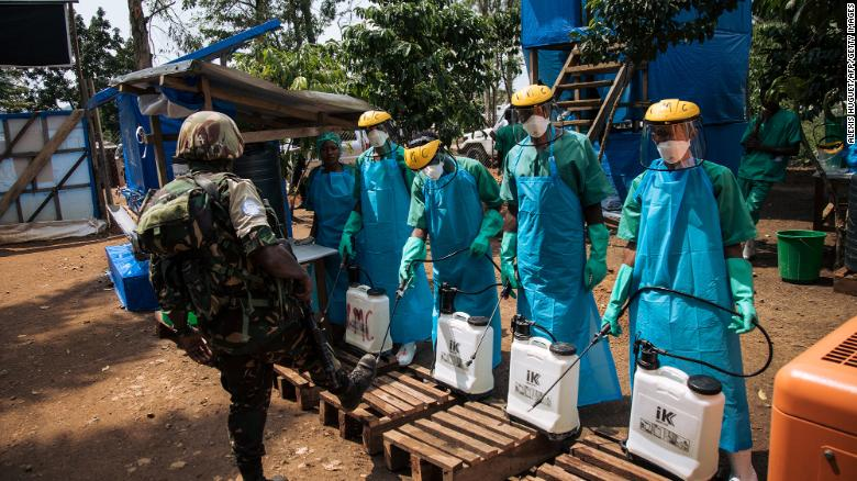 WHO employees took part in Congo sex abuses in Ebola crisis, report says