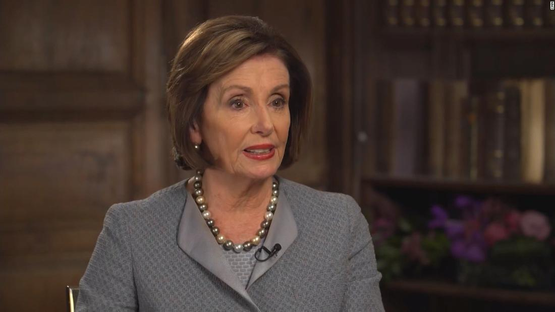 Pelosi defends decision to rip Trump's State of the Union address