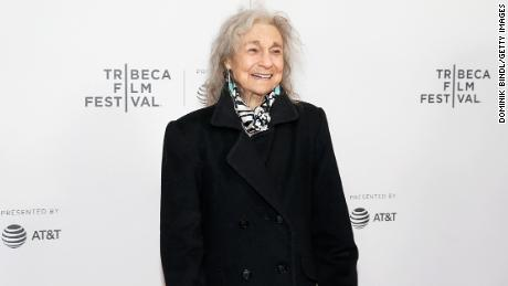 Lynn Cohen attends the 2019 Tribeca Film Festival in New York on April 29, 2019.