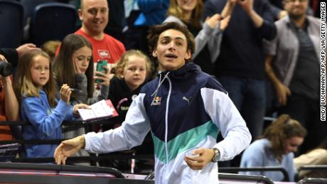Armand Duplantis: The pole vault star who started at age 3