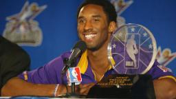 NBA All-Star Game MVP Award sera désormais connu sous le nom de Kobe Bryant MVP Award