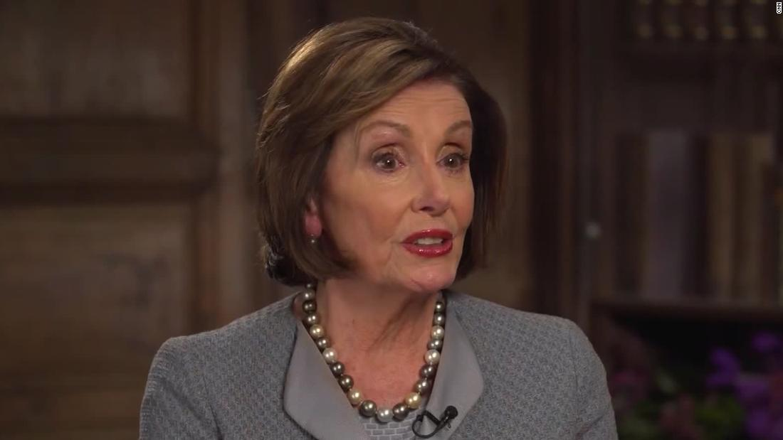 Pelosi warns Democrats 'must be unified' to ensure Trump isn't reelected