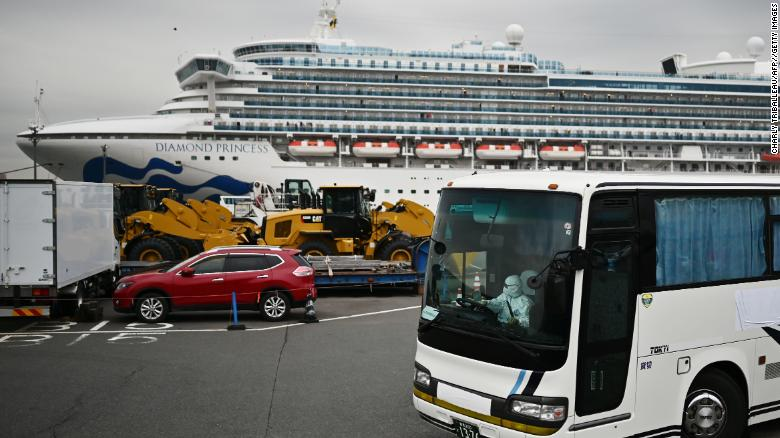 The US is finally evacuating Americans from the Diamond Princess. Here's why that's made them mad
