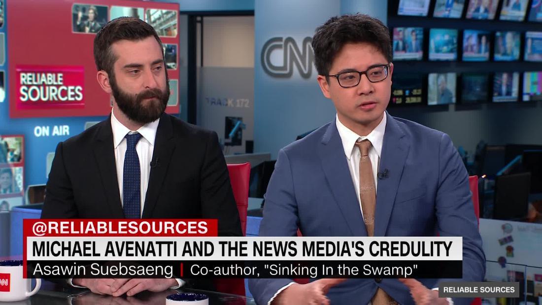 Michael Avenatti and the news media's credulity