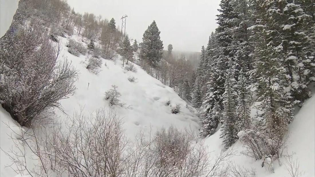 Two people are dead after getting trapped under an avalanche they accidentally triggered