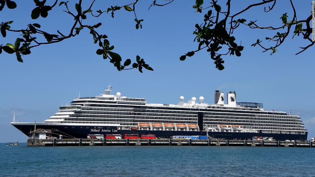 Westerdam passenger infected with coronavirus: What we do and don't know thumbnail