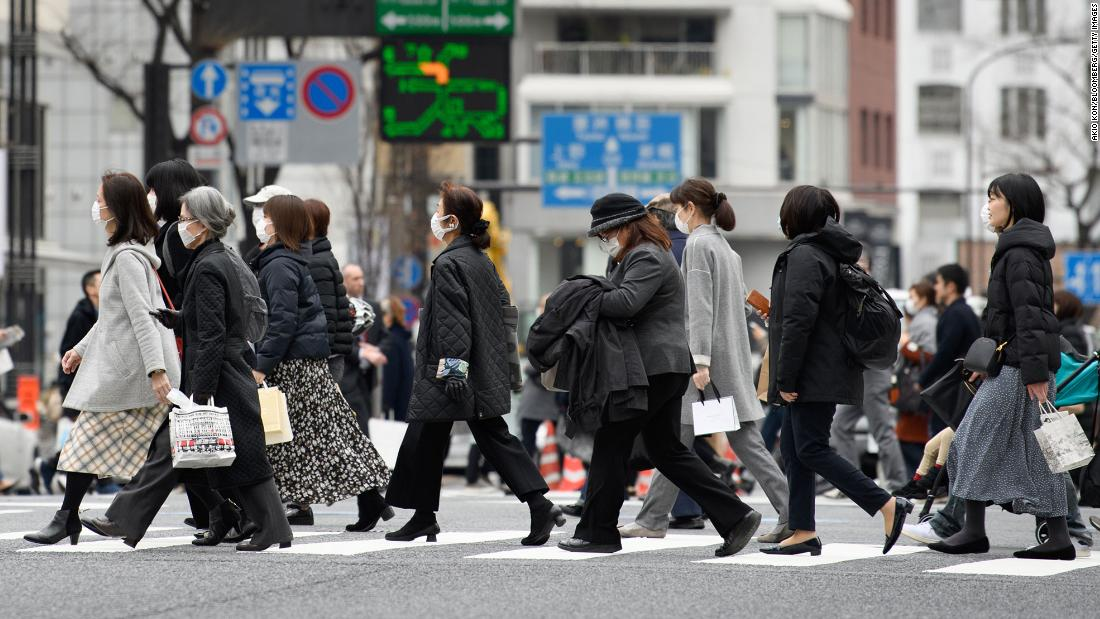 Japans Wirtschaft flirtet mit der Rezession