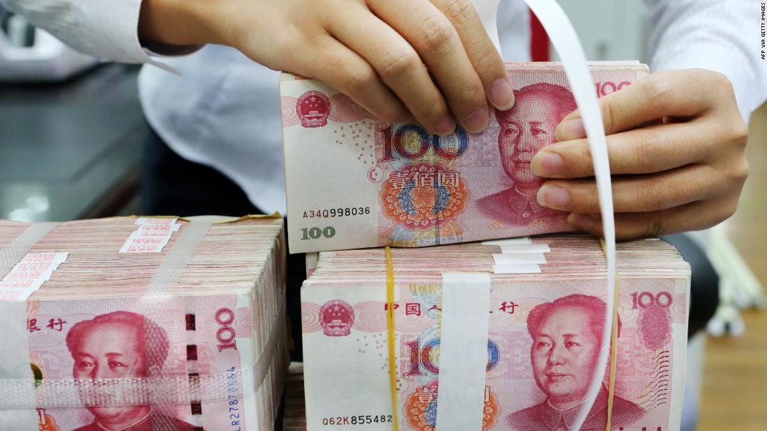 Warum China zerstört einige seiner Bargeld