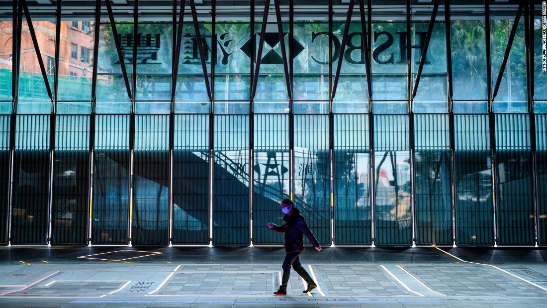 HSBC σχέδια για την περικοπή από 35.000 θέσεις εργασίας