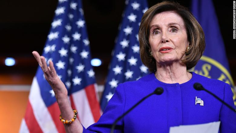 2020 election: Pelosi warns Democrats 'must be unified' to ensure ...
