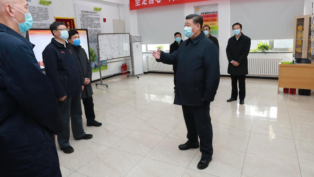 Did Xi Jinping know about the coronavirus outbreak earlier than first suggested?  - CNN