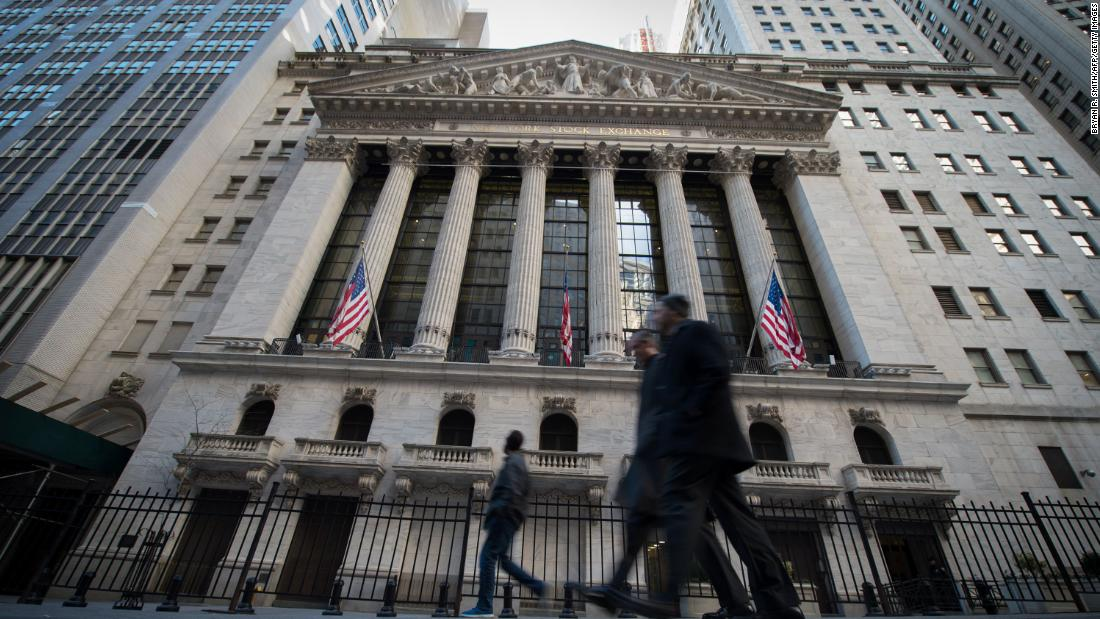 Stocks post worst week since the financial crisis