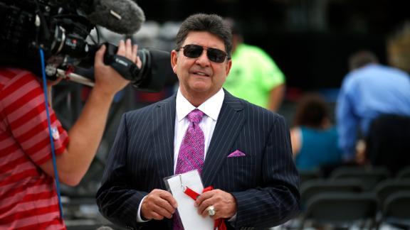 Image for Trump pardons former 49ers owner Eddie DeBartolo Jr.