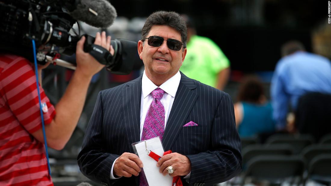 Trump pardons former 49ers owner Eddie DeBartolo Jr.