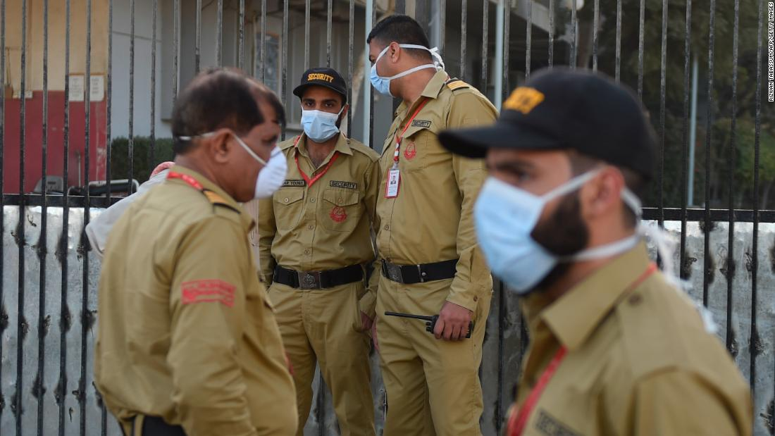 14 killed, hundreds fall sick from apparent toxic gas leak in Pakistan