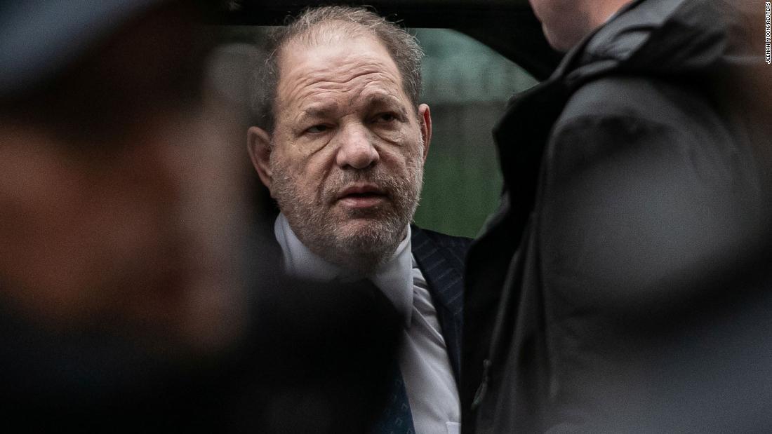意見書:Weinsteinは有罪判決を受けていないという。 今か?