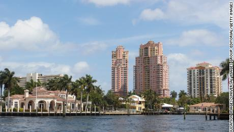 The city of Fort Lauderdale is one of Florida's most famous vacation destinations.