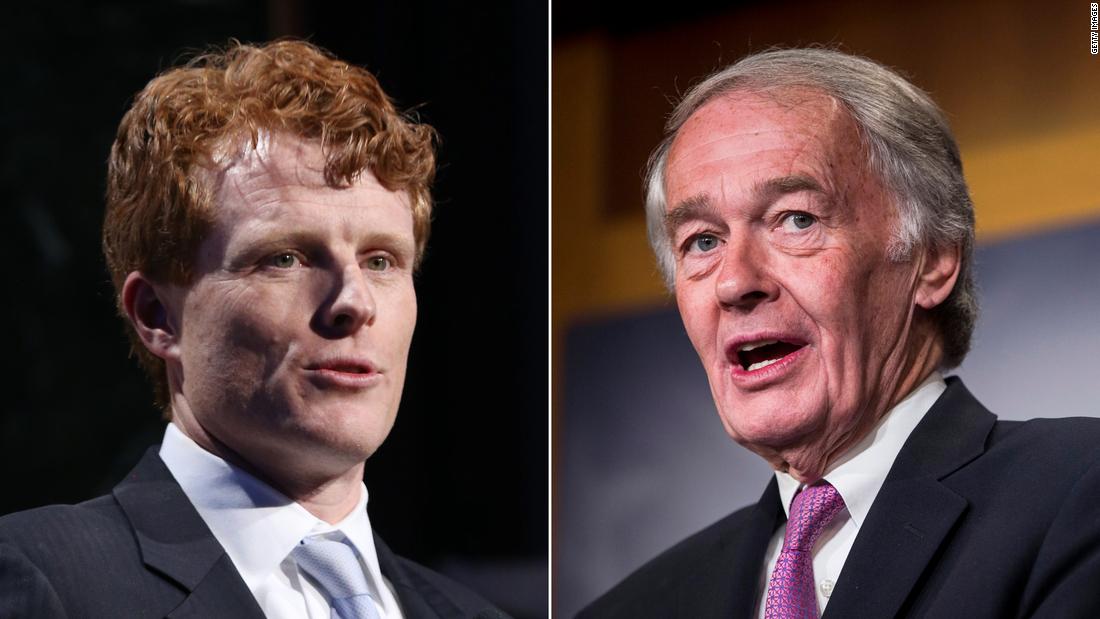 Sen. Ed Markey defeats a Kennedy in Massachusetts – CNN