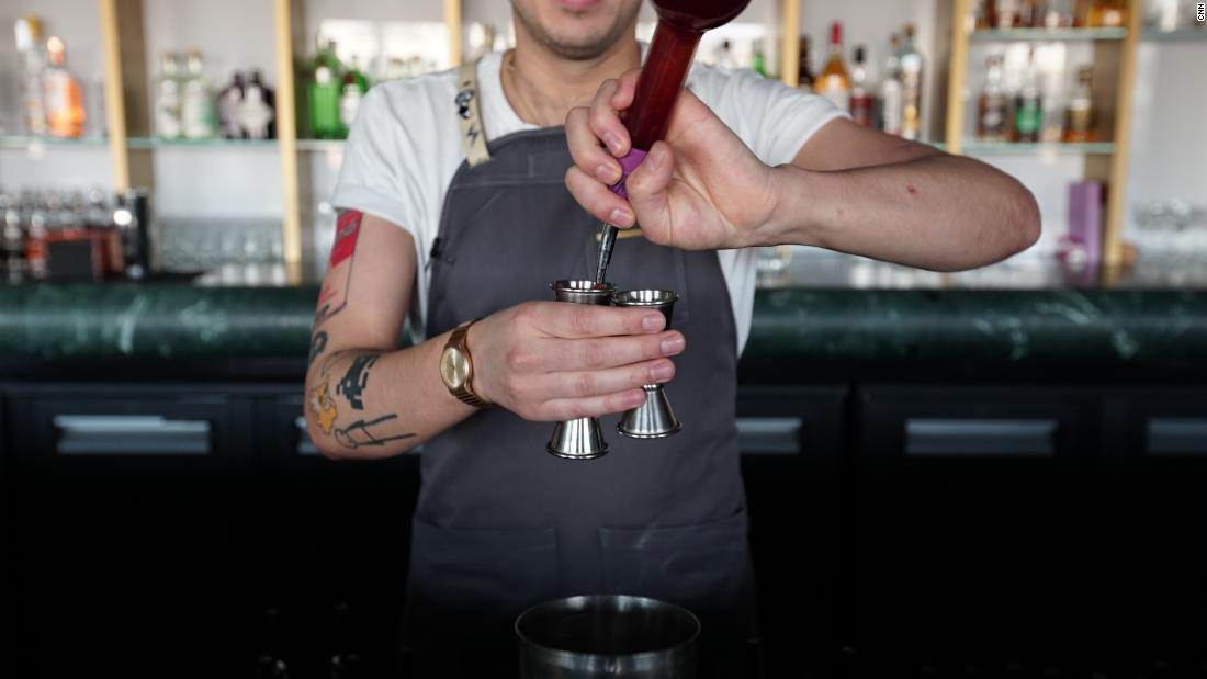 The rise of the non-alcoholic cocktail