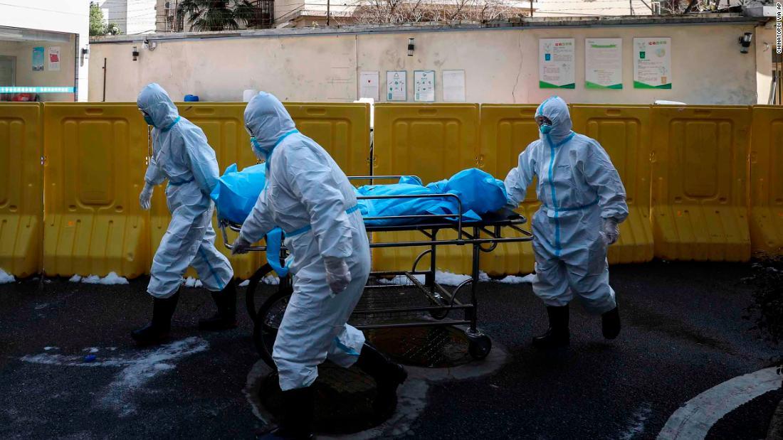 Μυθιστόρημα coronavirus φαίνεται να σταθεροποιείται στην Κίνα, εν μέσω φόβων της νέας εστίας
