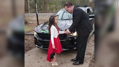 resource officer father-daughter dance
