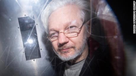 Trump wants to 'make an example' of WikiLeaks' Julian Assange, court told