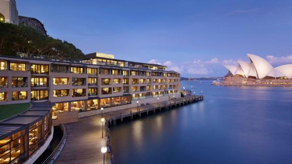 The Park Hyatt Sydney could be a great getaway spot when travel returns to normal.