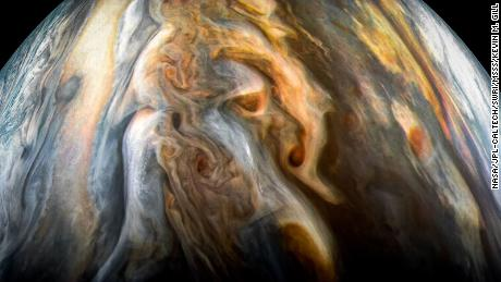 How much water does Jupiter actually have?  Here's what NASA's Juno mission found