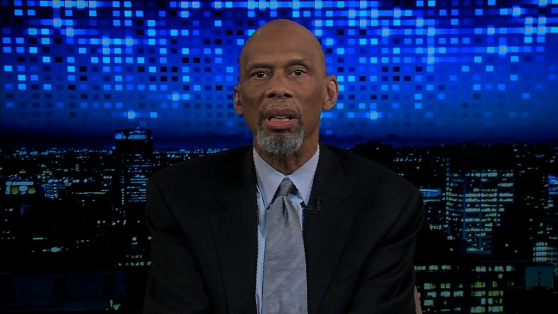 Kareem Abdul-Jabbar shines light on 'Black Patriots'