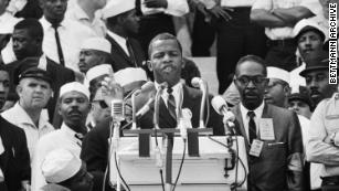 John Lewis' March on Washington speech is still relevant 57 years later