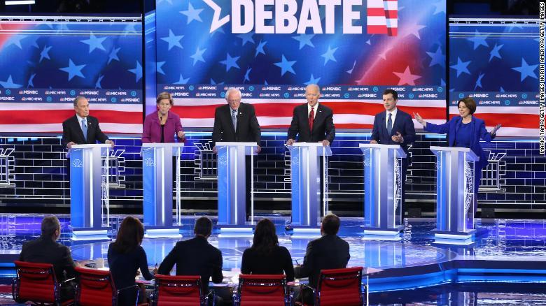 Las Vegas Debate Fact Check Cnnpolitics