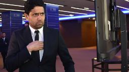 Le président du Paris Saint-Germain Nasser Al-Khelaifi inculpé dans l'affaire FIFA