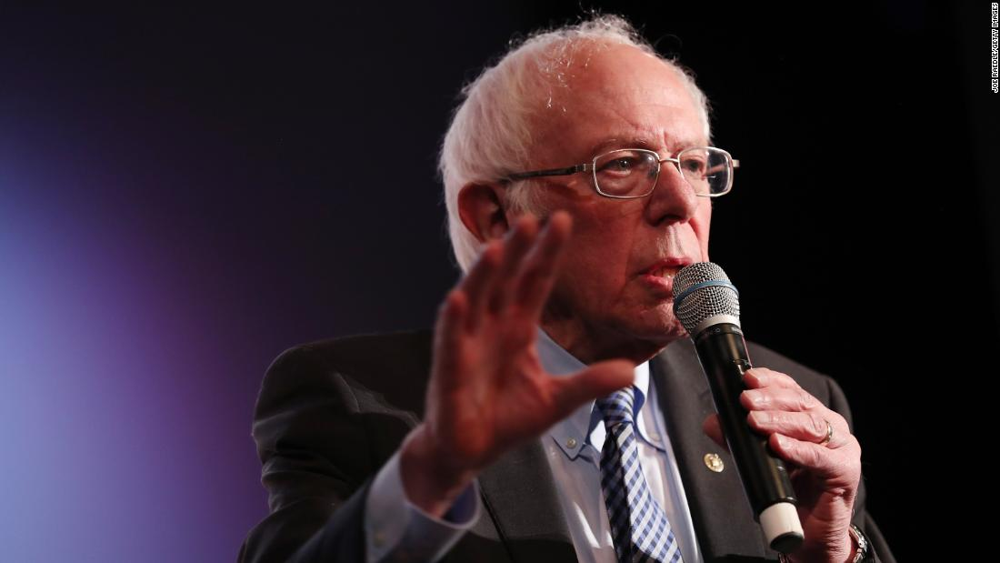 WaPo: Sanders told Russia trying to help his campaign