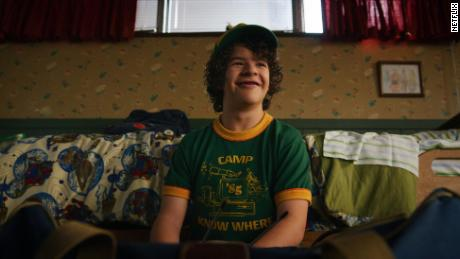 'Stranger Things' actor raises public awareness of rare bone disease