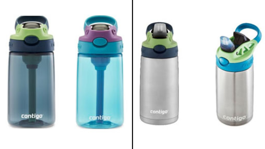 Image for Contigo recalls nearly 6 million of its kids water bottles due to a choking hazard. Again.
