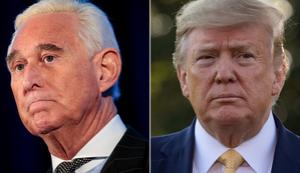 Roger Stone sentenced to prison amid Trump complaints against prosecutors