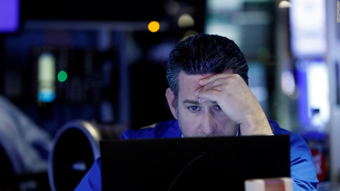 Dow futures drop 900 points as coronavirus spreads to Italy