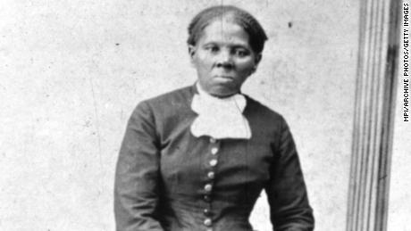 American abolitionist leader Harriet Tubman escaped slavery and led many other slaves to safety using the Underground Railroad.