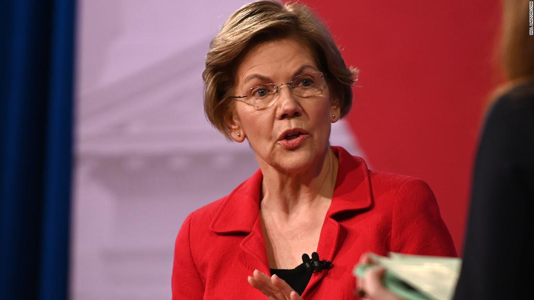 Warren proposes contract to free women from Bloomberg confidentiality agreements thumbnail