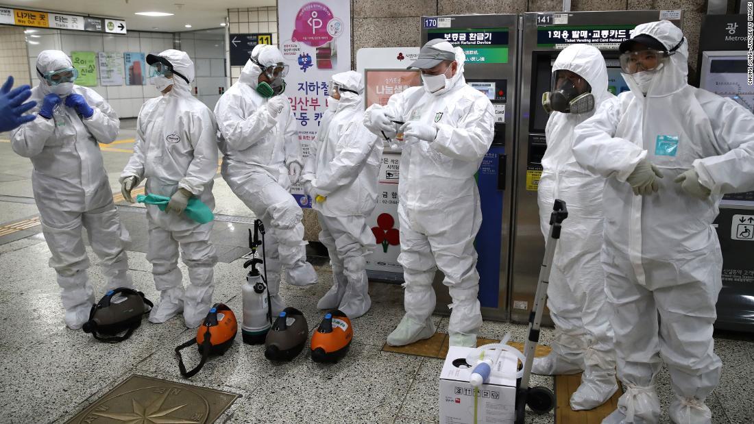 Coronavirus infection cluster emerges outside mainland China